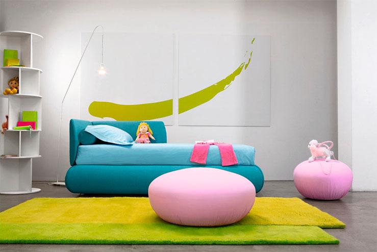 Muebles infantiles de dise o for Muebles infantiles modernos