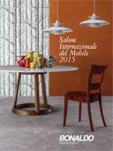 Catálogo novedades iSaloni 2015 Bonaldo