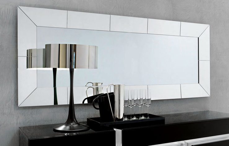 Comedor on pinterest dining room mirrors bar and large for Espejos horizontales para comedor
