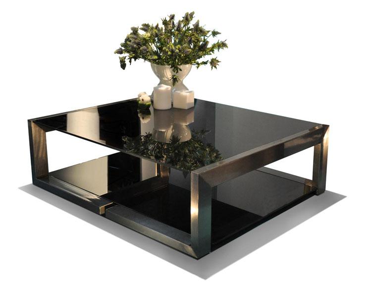 Mesas de centro cat logo online for Mesas de salon de cristal