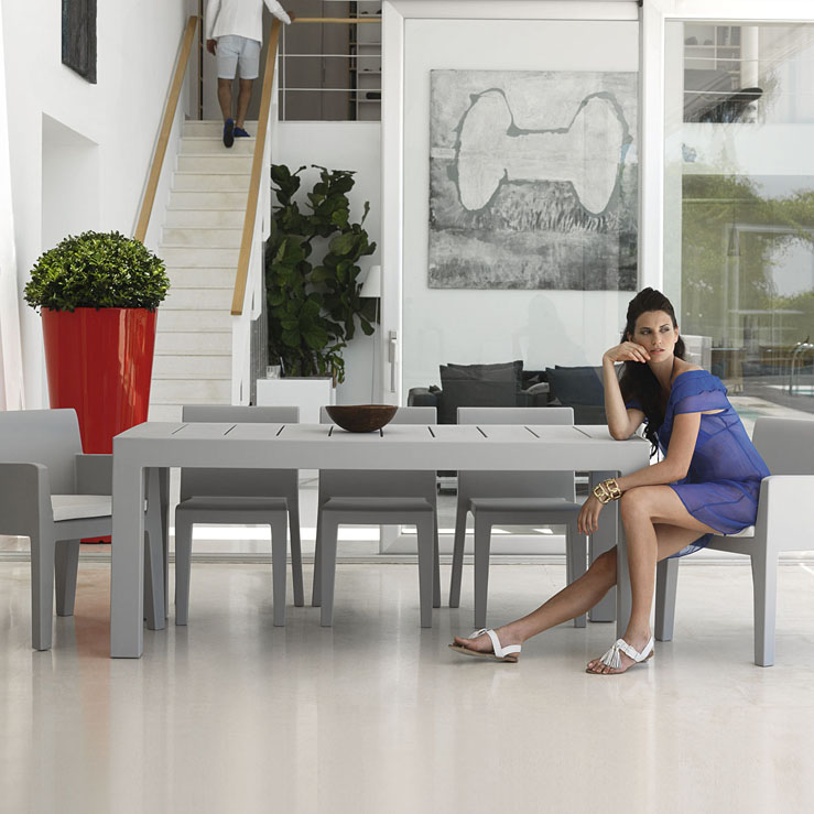 Mesas de jard n y terraza para exterior compra online - Mesa de jardin ...