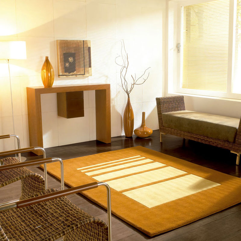Decoración alfombras