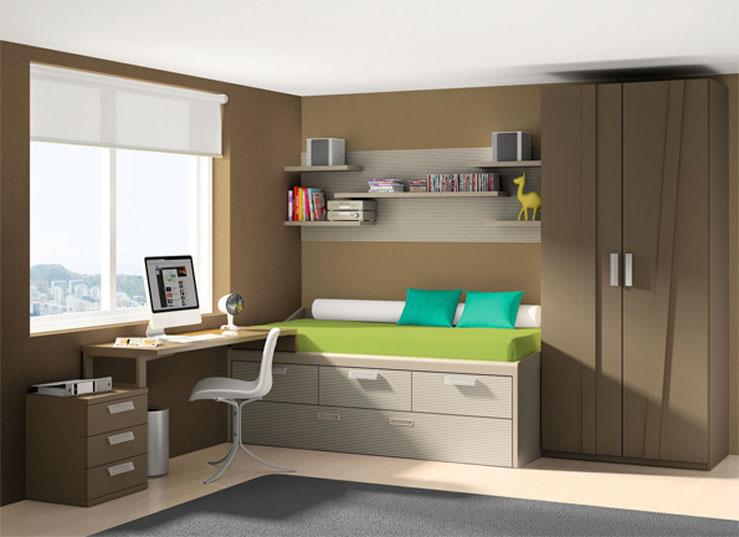 Muebles juveniles modernos y de diseño - OcioHogar.com